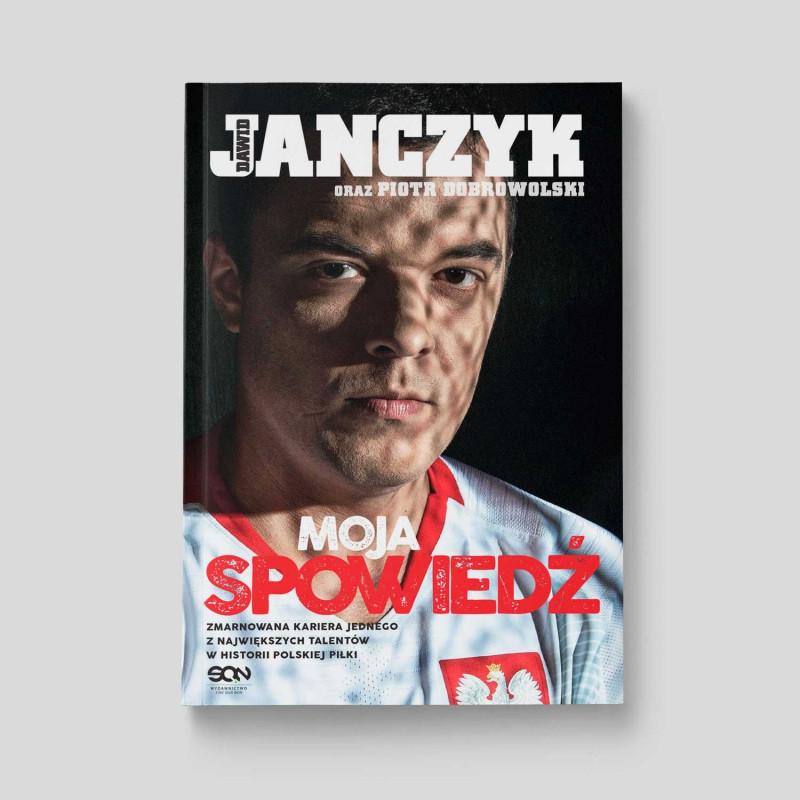 Okładka książki Dawid Janczyk. Moja spowiedź w SQN Store front