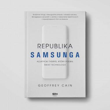 Zdjęcie okładki Republika Samsunga w księgarni SQN Store
