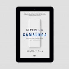 Okładka e-booka Republika Samsunga w księgarni SQN Store