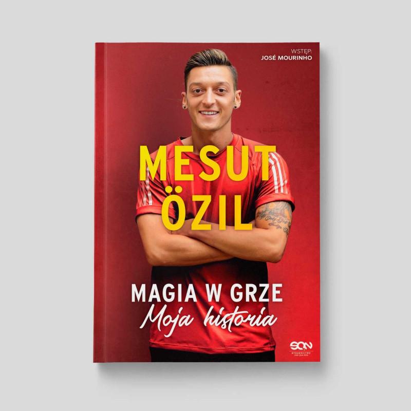 Okładka książki Mesut Özil. Magia w grze. Moja historia w SQN Store front
