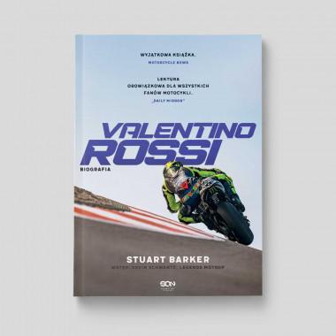 Okładka książki Valentino Rossi. Biografia w księgarni SQN Store