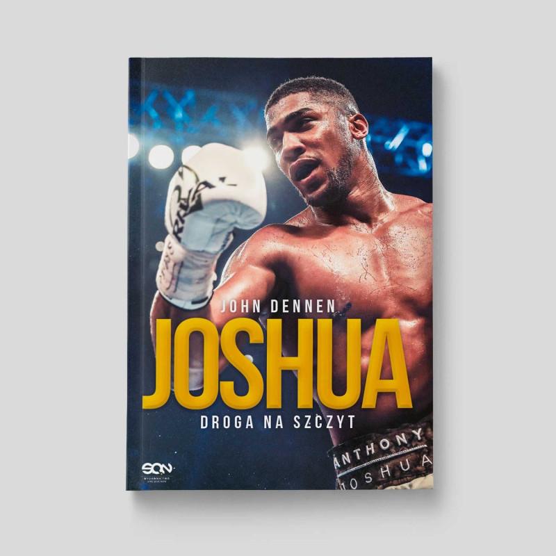 Okładka książki Joshua. Droga na szczyt w SQN Store front