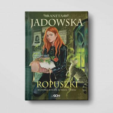 Okładka książki Ropuszki w księgarni SQN Store