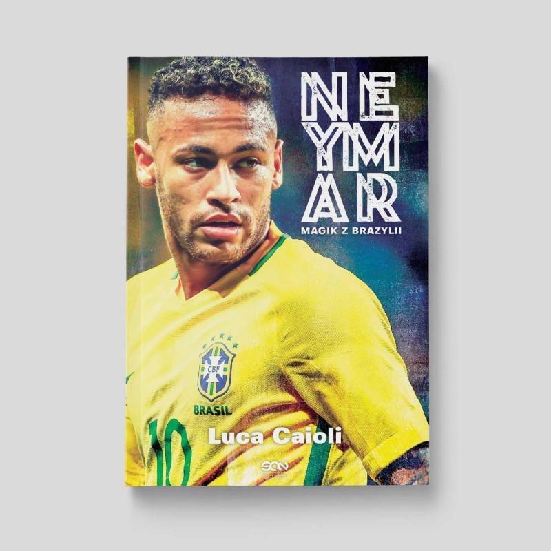 Okładka książki Neymar. Magik z Brazylii w SQN Store front
