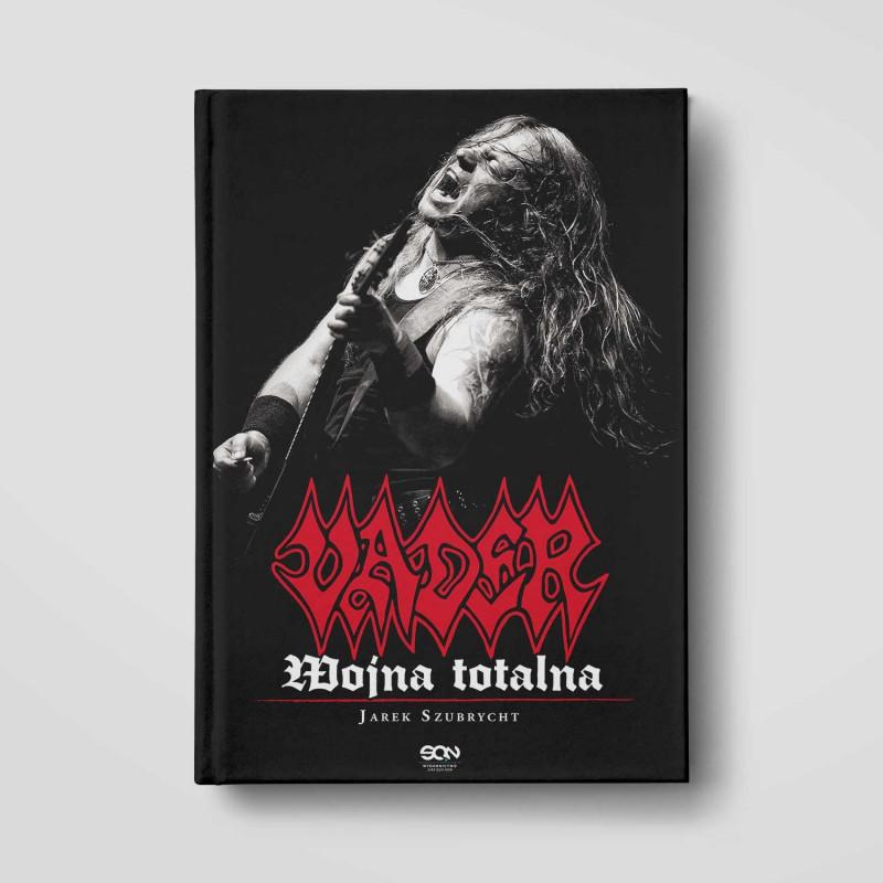 Okładka książki Vader. Wojna totalna w SQN Store front