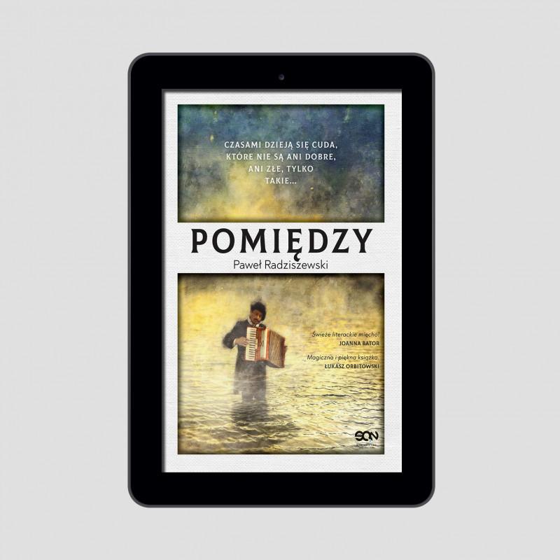 Okładka e-booka Pomiędzy w księgarni SQN Store