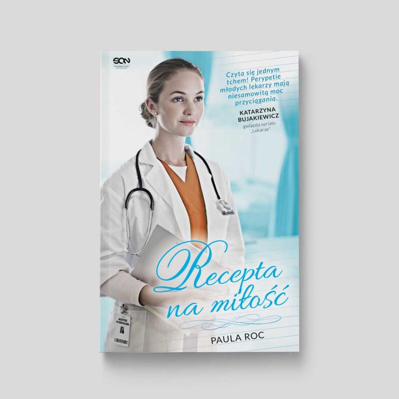 Okładka książki Recepta na miłość w SQN Store front