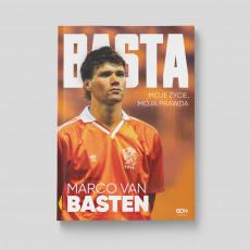 Okładka książki Basta. Moje życie, moja prawda w księgarni SQN Store