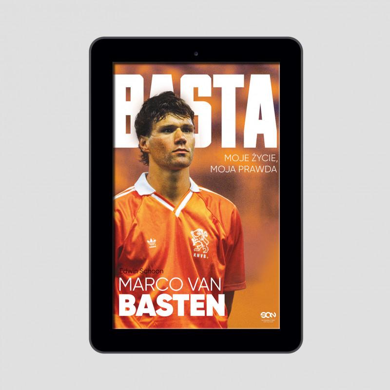 Okładka e-booka Basta. Moje życie, moja prawda w księgarni SQN Store