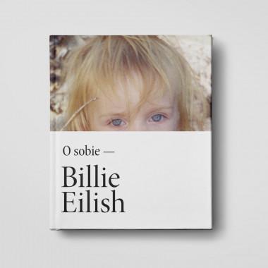 Okładka książki Billie Eilish. O sobie w księgarni SQN Store