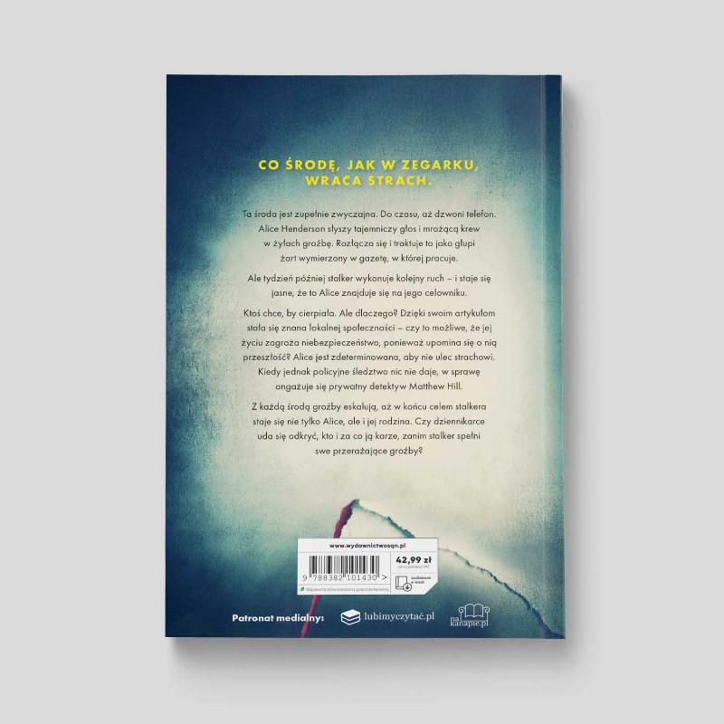 Okładka książki Zapłacisz mi za to w księgarni SQN Store