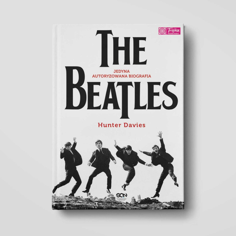 Okładka książki The Beatles. Jedyna autoryzowana biografia w SQN Store front