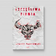Okładka książki Szczęśliwa ziemia w SQN Store front