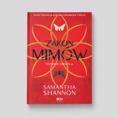 Okładka książki Zakon Mimów (Wydanie II) w księgarni SQN Store