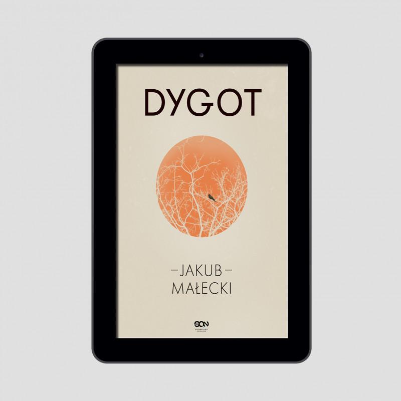 Okładka e-booka Dygot (Wydanie IV) w księgarni SQN Store
