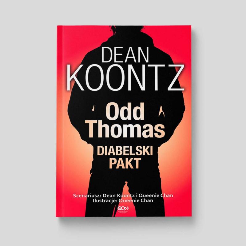 Okładka książki Odd Thomas. Diabelski pakt w SQN Store front