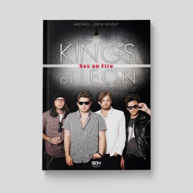 Okładka książki Kings of Leon. Sex on Fire w SQN Store front