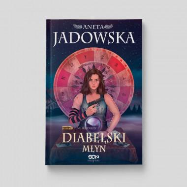 Okładka książki Diabelski Młyn. Tom 3 serii Nikity w SQNstore front