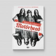Okładka książki Motörhead. Ochlejmordy i zadymiarze w SQNstore