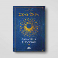 Okładka książki SQN Originals: Czas Żniw (Wydanie II TW) w księgarni SQN Store
