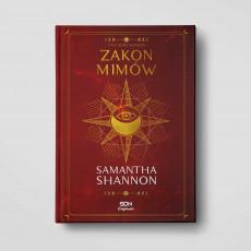 Okładka książki SQN Originals: Czas Żniw. Tom 2. Zakon Mimów (Wydanie III TW) w księgarni SQN Store