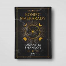 Okładka książki SQN Originals: Czas Żniw. Tom 4. Koniec maskarady (Wydanie II TW) w księgarni SQN Store