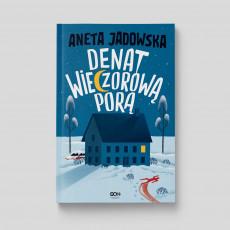 Okładka książki Denat wieczorową porą w księgarni SQN Store