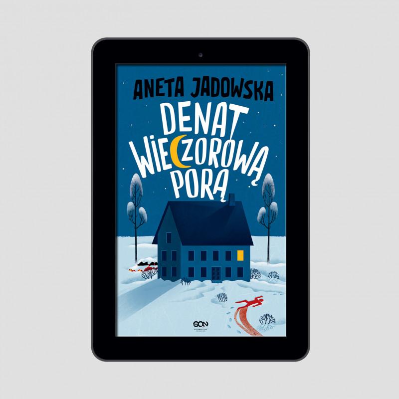 Okładka e-booka Denat wieczorową porą w księgarni SQN Store