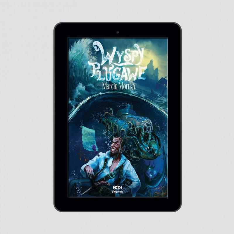 Okładka e-booka SQN Originals: Wyspy plugawe w księgarni SQN Store