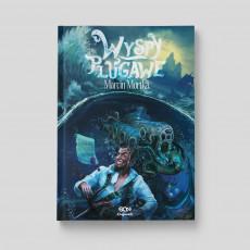Okładka książki SQN Originals: Wyspy plugawe w księgarni SQN Store