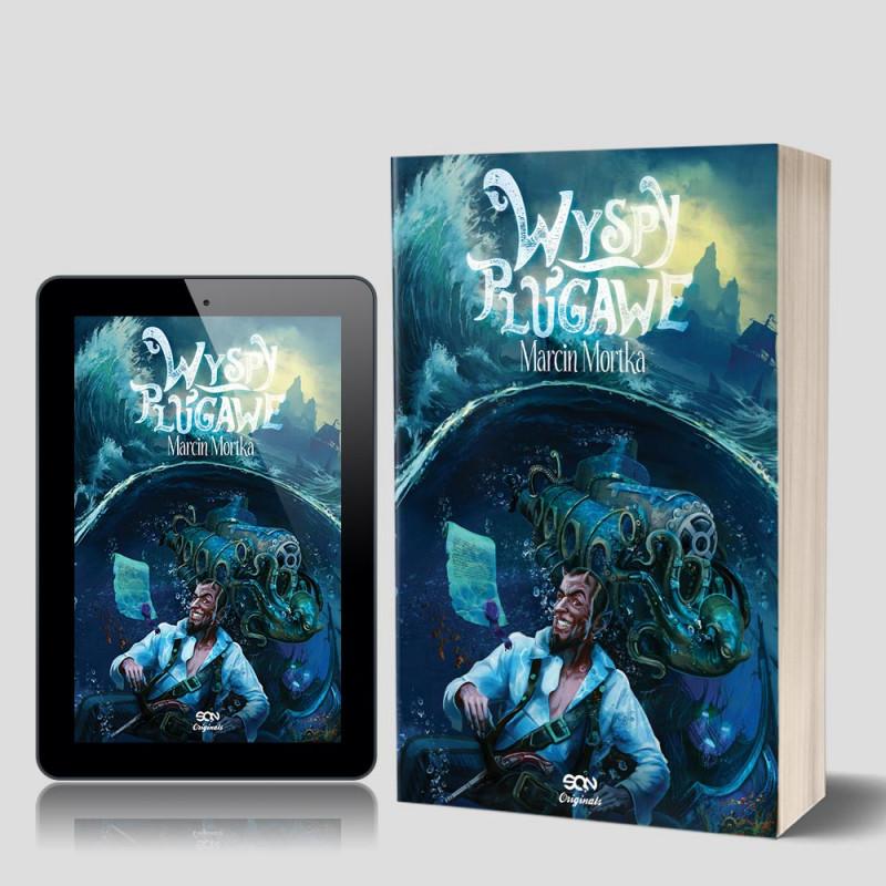 Zdjęcie pakietu SQN Originals: Wyspy plugawe + e-book w księgarni SQN Store