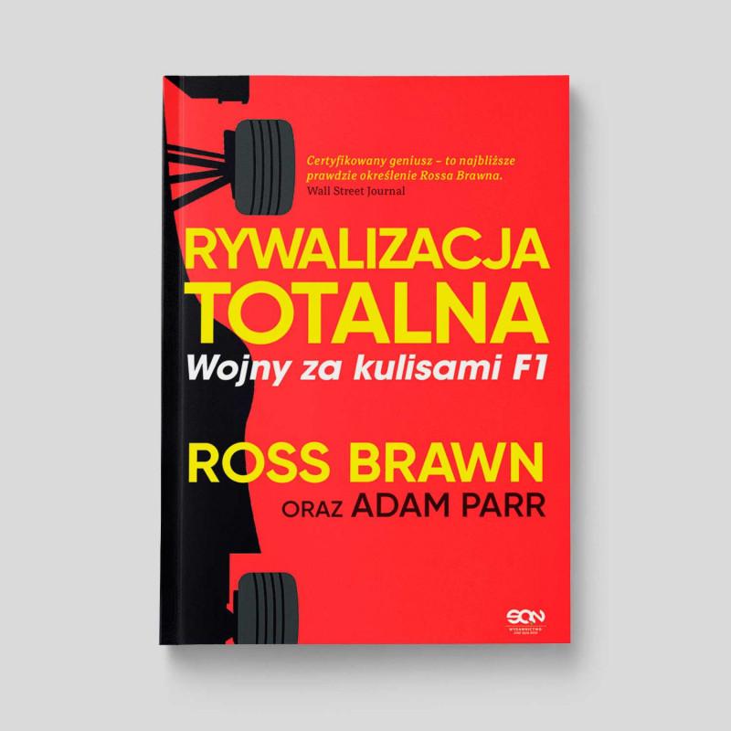 Okładka książki Rywalizacja totalna. Wojny za kulisami F1 w SQN Store front
