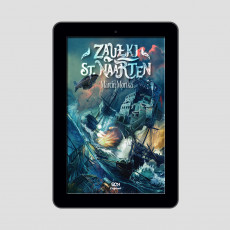 Okładka e-booka Zaułki St. Naarten w księgarni SQN Store
