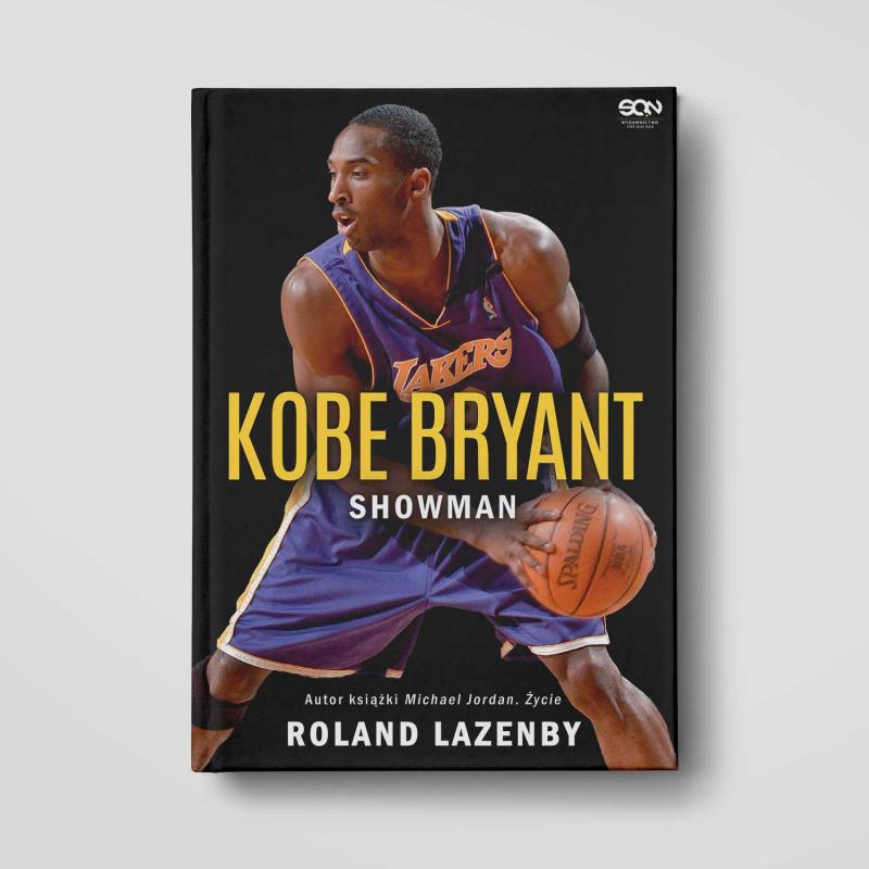 Okładka książki Kobe Bryant. Showman w SQN Store front