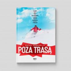 Okładka książki Poza trasą. Rafał Urbanelis w SQN Store front