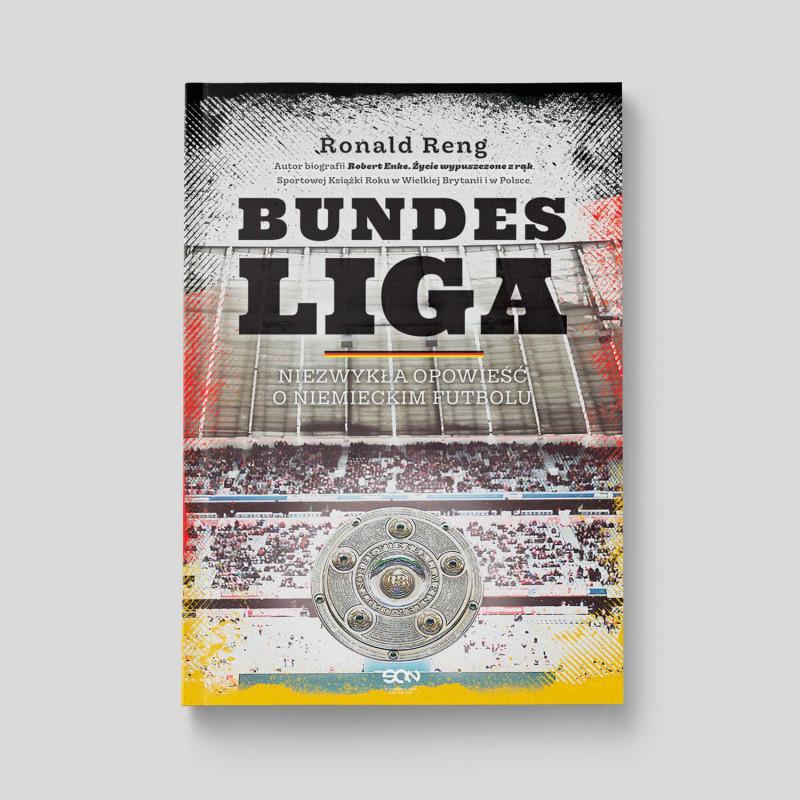 Okładka książki Bundesliga. Niezwykła opowieść o niemieckim futbolu w SQN Store front
