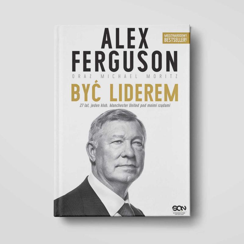 Okładka książki Alex Ferguson. Być liderem w SQN Store front