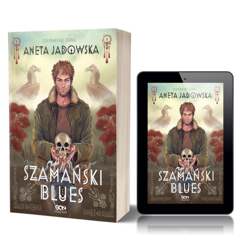 Zdjęcie pakietu Szamański blues (Witkacy 1) + e-book w księgarni SQN Store