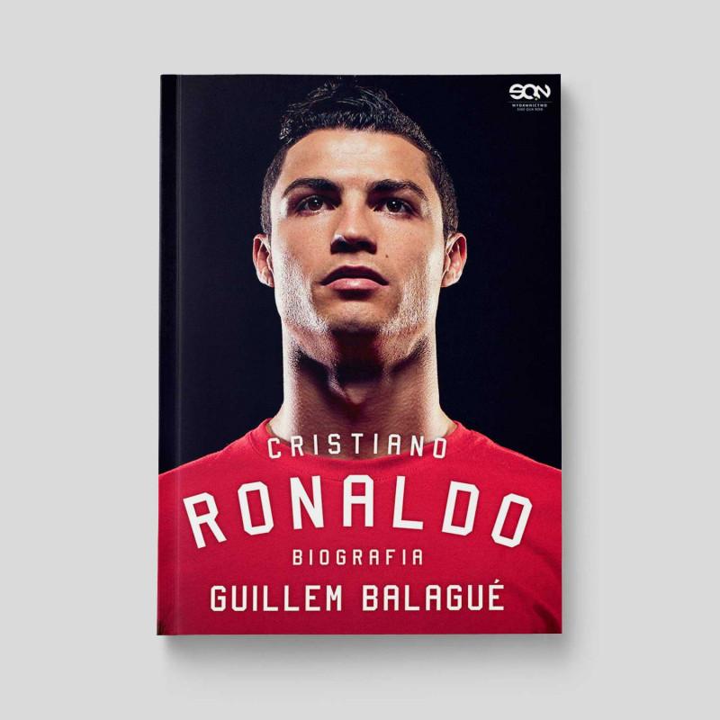 Okładka książki Cristiano Ronaldo. Biografia w SQN Store front
