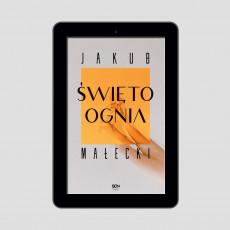Okładka e-booka Święto ognia w księgarni SQN Store