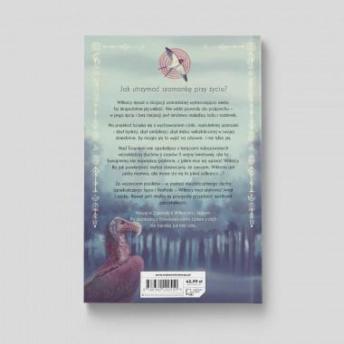 Okładka książki Szamańske tango (Trylogia szamańska 2) w księgarni SQN Store