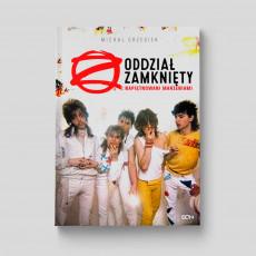 Okładka książki Oddział Zamknięty. Napiętnowani marzeniami w księgarni SQN Store