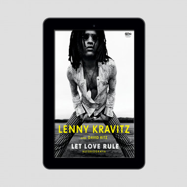 Okładka e-booka Lenny Kravitz. Let love rule. Autobiografia w księgarni SQN Store