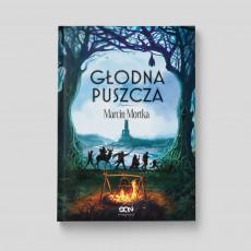 Okładka książki Głodna Puszcza w księgarni SQN Store