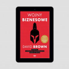 Okładka e-booka Wojny biznesowe w księgarni SQN Store