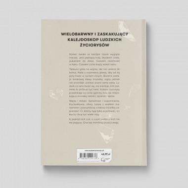 Okładka książki Ślady (nowe wydanie) w księgarni SQN Store
