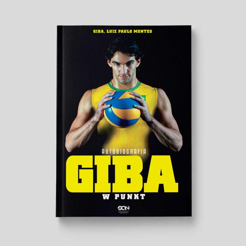 Zdjęcie okładki książki Giba. W punkt. Autobiografia. Wydanie II