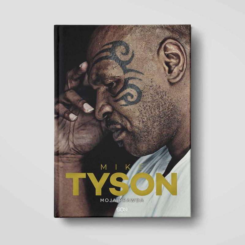 Okładka książki Mike Tyson. Moja prawda w SQN Store front