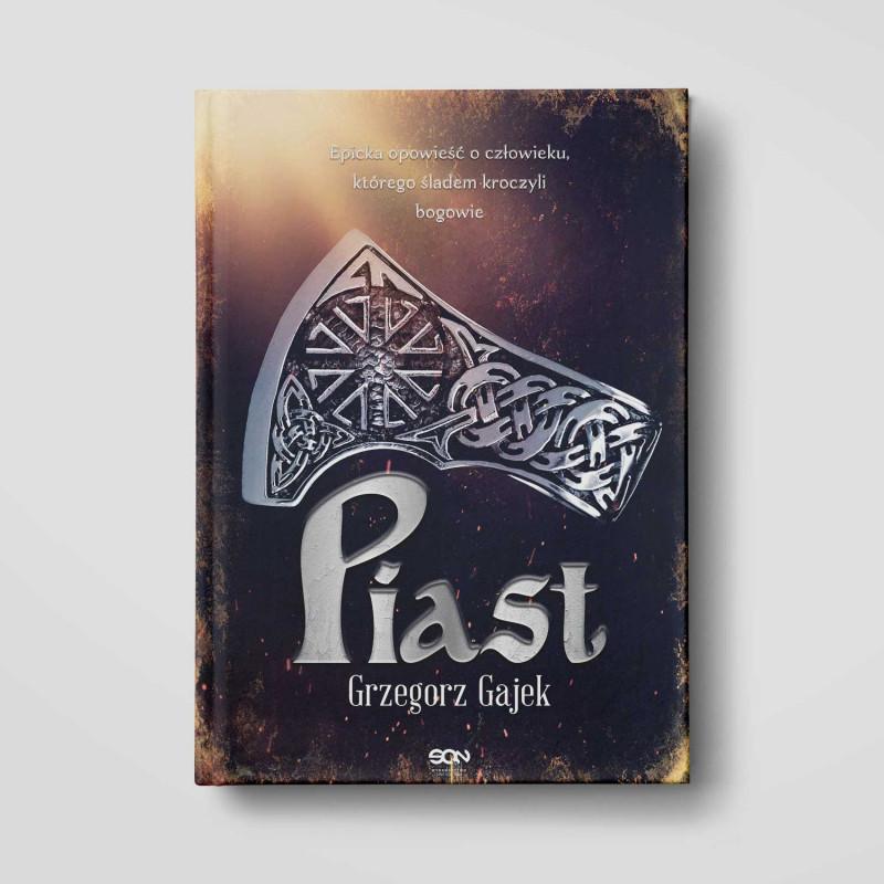 Okładka książki Piast w księgarni SQN Store