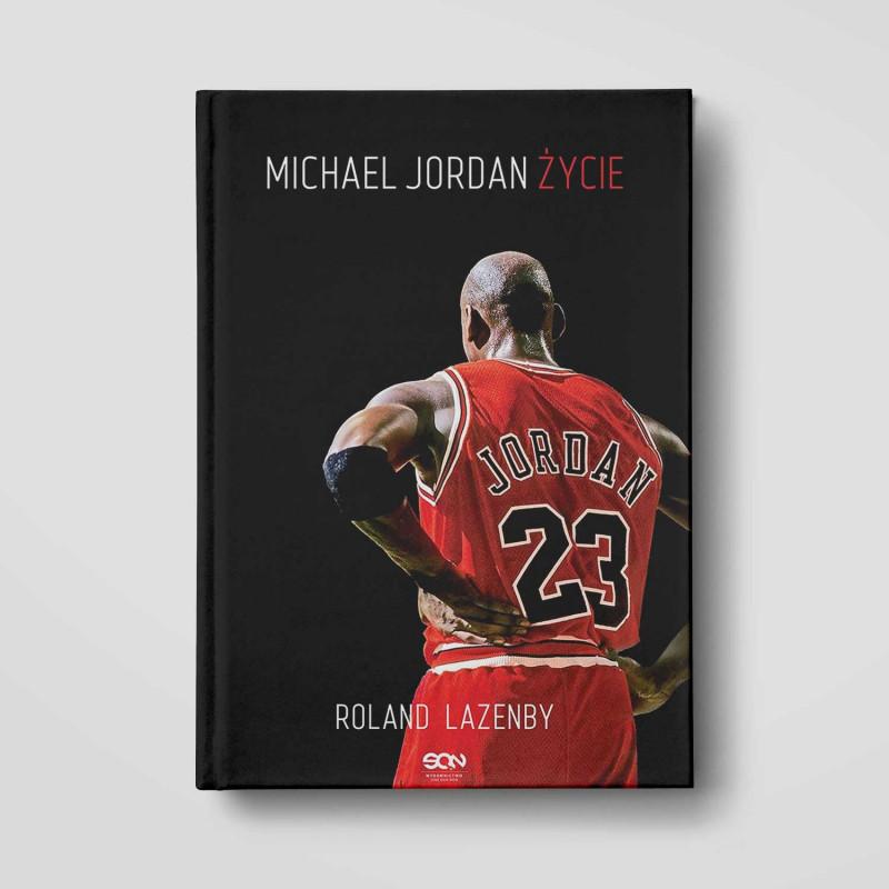 Okładka książki Michael Jordan. Życie w SQN Store front